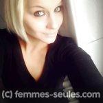Priscilla a Grenoble, belle blonde de 30 ans veut un plan d'un soir