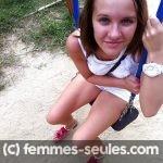 Maria a Agde, célibataire, cherche mec cool