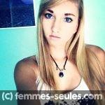 Kathia 19 ans a Besançon a besoin d'un homme rassurant