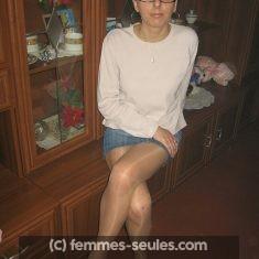 Femme brune très fine divorcée pour une rencontre a Ajaccio
