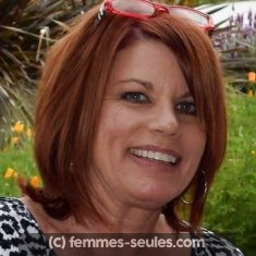 Rachelle, femme de 43 ans cherche homme pour sorties a Avignon