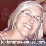 Liliane, divorcée, 44 ans, cherche homme sachant danser au Mans
