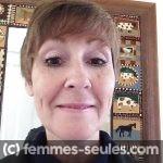Véronique, jeune veuve de 48 ans pour feeling et plus si affinités a Lille