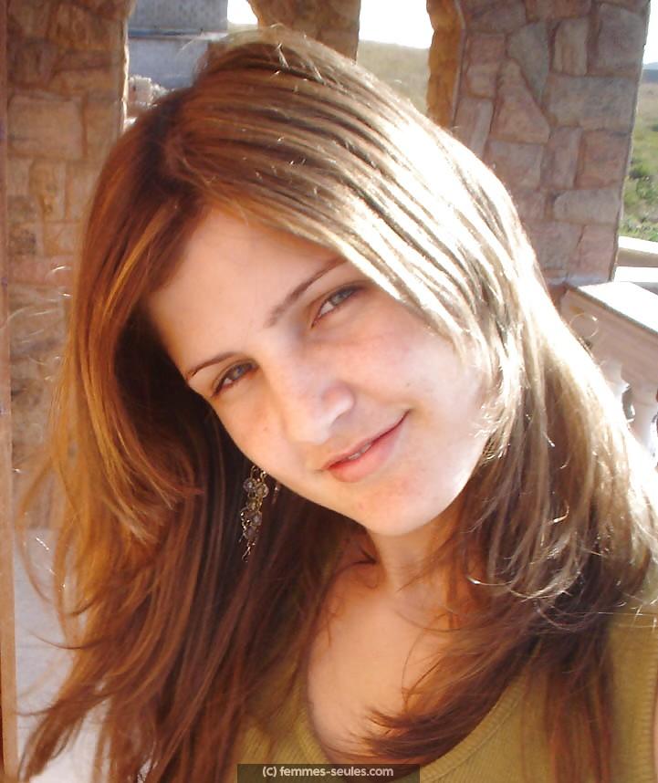 Yolanda, femme russe mariée mais assez libre a Limoges