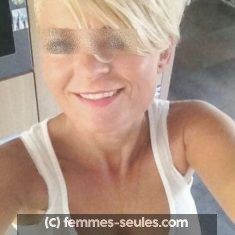Femme de militaire a Castres cherche amant