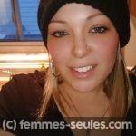 Nacera, jeune femme maghrébine a Bordeaux prête a rencontrer un homme décidé