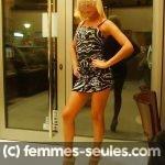Une belle blonde cherche soirée libertine a Angers