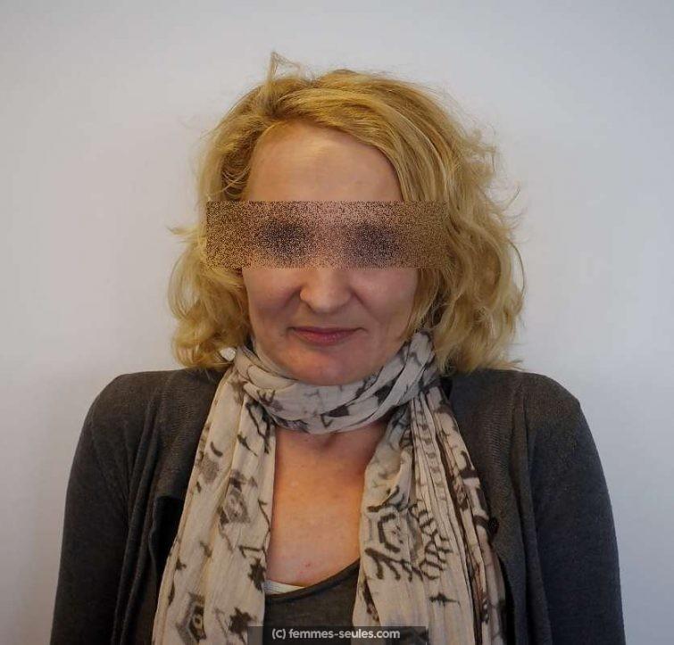 Femme divorcée de 43 à Grasse